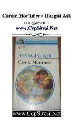 Hankisi Aşq-Carole Mortimer-1987-157s
