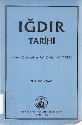Iğdır Tarixi - Tarix - Yer Adları - Bazi Oymaklar Üzerine - Nihat Çetinkaya