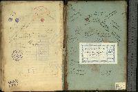 Muntexebül Luğat Şahcahan Meqasidül  Lğhat-El Yazma-534s
