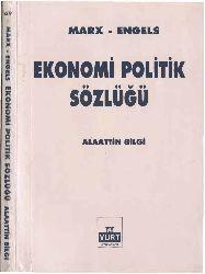 Ekonomi Politik Sözlüğü-Alaatdin Bilgi-1992-41s