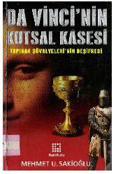 Davincinin Qutsal Kasası Tapınaq Şövalyelerinin Deşifresi-Mehmed U.Sakioğlu-2006-177s