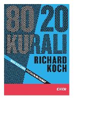 80-20 Quralı-Richard Koch-2008-544s