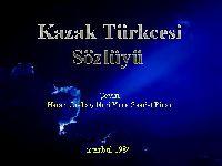 Qazaq Türkcesi Sözlügü
