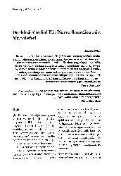 Durkheimin Sol Eli-Pierre Bourdieunun Muxalifeti-Emrah Göker-24s