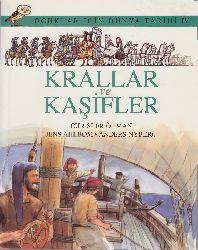 Krallar Ve Kaşifler-Cocuqlar Için Dünya Tarixi-4-Christer Ohman-Jens Ahlbom-Anders Nyberg-Hasan Ozkan-Ali Arda-60s