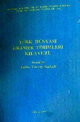 Türk Dünyasi Qramer Terimler kilavuzu