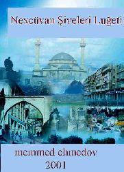 Naxçıvan Şiveleri Luğeti