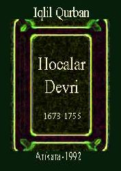 Hocalar Devri-1678-1755