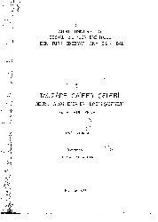 Tacizade Cafer Çelebi-Devri-Hayatı-Eserleri-Edebi Şexsiyeti-Qazelleri Şerhi-Cemil Ertonqa-1987-210s