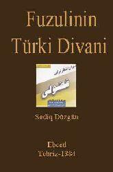 Divani Eşari Türkiye Fuzuli