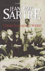 Tuhaf Savaşın Güncesi-Jean Paul Sartre-2006-550s