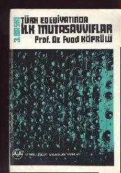 Türk Edebiyatında İlk Mutasavvıflar M Fuad Köprülü-1976-470s