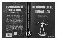 Demirçiler Ve Simyaçılar-Mircea Eliade-Çev-Mehmet Emin Özcan-2003-268s