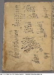 Türkce Şiir Yığması 5  Elyazma  335s