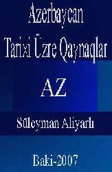 Azerbaycan Tarixi Üzre Qaynaqlar