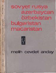 Sovyet Rusya Azerbaycan Ozbek Bulqar Macar Melih Cevdet Anday 1965 188s