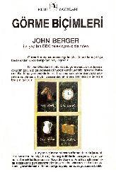 Görme Biçimleri-John Berger-Çev-Yurdanur Salman-1986-160s