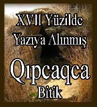 XVII Yüzilde Yazıya Alınmış Qıpcaqca Bitik