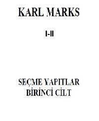 Seçme Yapıtlar Birinci-1-2-Karl Marks-1975-900s