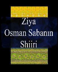 Ziya Osman Sabanin Şiiri-Sami Akbulut