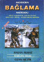 Modern Bağlama Metodu-Ritim Uyqulamalı-Xaqan Akmaz-2002-150s