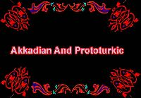 Akkadian And Prototurkic
