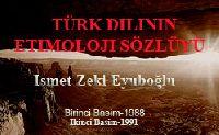 Türk Dilinin Etimoloji Sözlügü