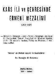 Qars Ili Ve Çevresinde Ermeni Mezalimi-1918-1920-Qırzıoğlu M.Fexretdin-1970-70