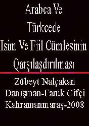 Arabca Ve Türkcede Isim Ve Fiil Cümlesinin Qarşılaşdırılması