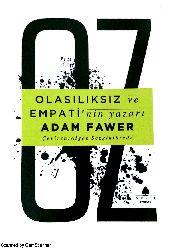 Oz-Olasılıqsız Ve Empatinin Yazarı-Adam Fawer-Alqan Sezgintüredi-376s