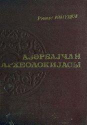 Azerbaycan Arxelojyasi-Reşid Köçüşov-Baki-1986-Kiril-186 s