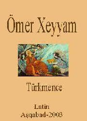 Ömer Xeyyam-Türkmence