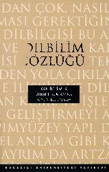 Dilbilim Sözlüğu Kamile Ilmer Ahmet Kocaman A.Sumru Özsoy