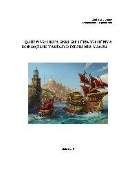 Qedim Ve Orta Esrler Türk Və Dünya Denizçilik Tarixine Öteri Bir Nezer Bextiyar Tuncay-2020  113s