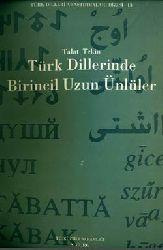 Türk Dillerinde Birincil Uzun Ünlüler-Talat Tekin