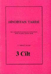 Hindistan Tarixi 3Cild - Yusuf Hikmet Bayur