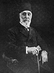 Son Sadrazam Ahmet Tevfiq Paşa-Nurten Çetin-Konya-2011