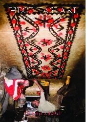 Hece Daşları-Aylıq Şiir Dergisi-071-Sayi on5-Şubat--Tayyib Atmaca-2021 26s