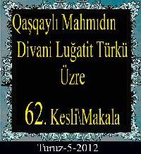 62. Divani Luğatit Türk Üzre-5-20012