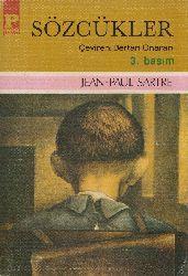 Sözcüqler-Jean Paul Sartre-Bertan Onaran-1989-202s