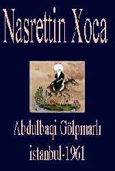 nesretdin XOCA-Abdulbaqi Gölpınarlı-Istanbul-1961-نصرالدین خوجا