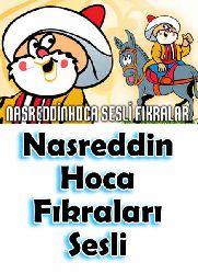 Nasreddin Hoca Fıkraları - Sesli