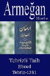 Ermeğan-I-Tebrizli Taib-Novhe