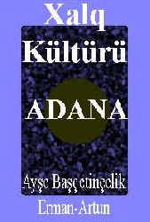 Adana Xalq Kültürü