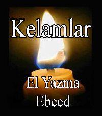 kelamlar-el-yazma-ebced