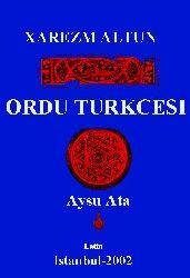 Xarezm-Altun Ordu Turkcesi