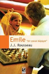 Emile-Bir Çocuq Büyüyor-J.J.Rousseau-ülkü akagündüz-2009-250s
