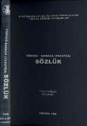 Türkce-Sahaca (Sakhaca) Sözlük-Yakutça
