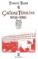 Türkiye Tarixi Cild 4 Çağdaş Türkiye 1908-1980