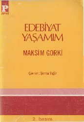 Edebiyat Yaşamım-Maksim Qurki-Şemsa Yeğin-1989-413s